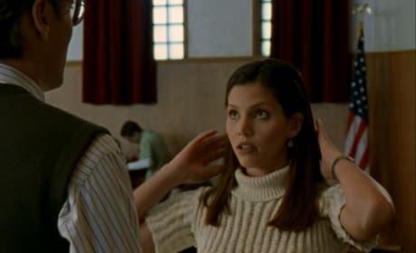 Cordelia's Hair - Buffy the Vampire Slayer Season 1 Episode 9