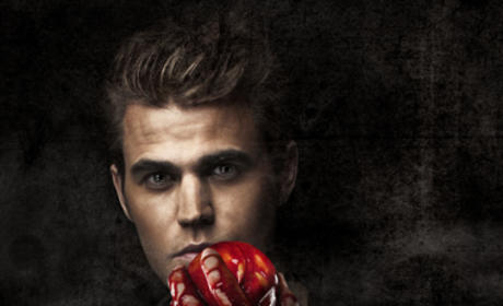 Paul Wesley Promotional Photo