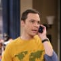 Sheldon Makes a Call - The Big Bang Theory Season 9 Episode 10