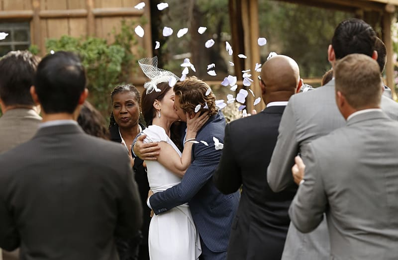 The Mentalist Series Finale Review: The Perfect Wedding - TV