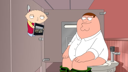 Useful Stewie - Family Guy Season 16 Episode 2