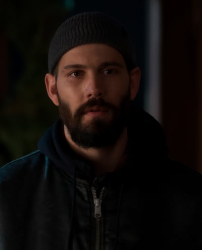 Max in a Beanie - tall - In The Dark Season 3 Episode 5