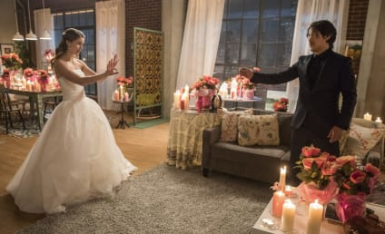 Supergirl Photo Preview: Kara's in a Wedding Dress!