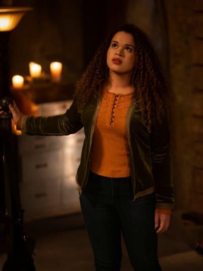 Josefina - Charmed (2018) Season 3 Episode 10 - Charmed (2018)
