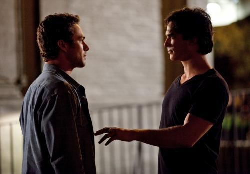 Careful, Damon