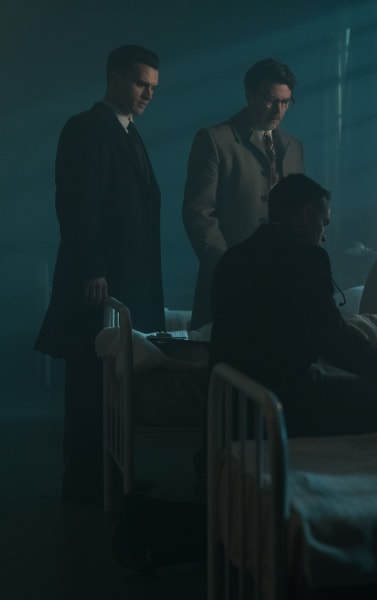 Making a Connection - Project Blue Book Season 1 Episode 3