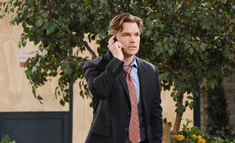 Aiden Tries to Blackmail Hope - Days of Our Lives