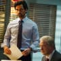 Tense Moments In The Office - Scandal Season 5 Episode 16