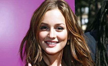 Leighton Meester Shops 'Til She Drops