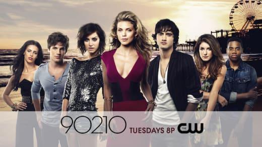 90210 Season 4 Poster