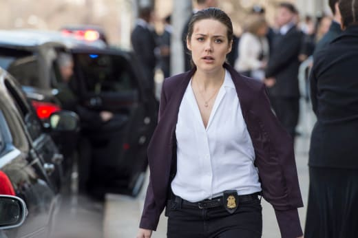 Liz Learns About Her Mother - The Blacklist