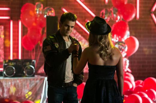 Stefan and Beks