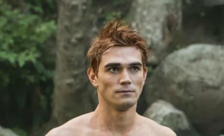 Time for a Swim - Riverdale Season 3 Episode 1