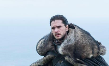 Give Us a Smile, Jon - Game of Thrones Season 7 Episode 5