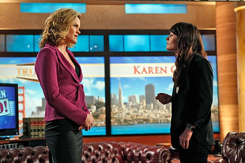 Missi Pyle on The Mentalist