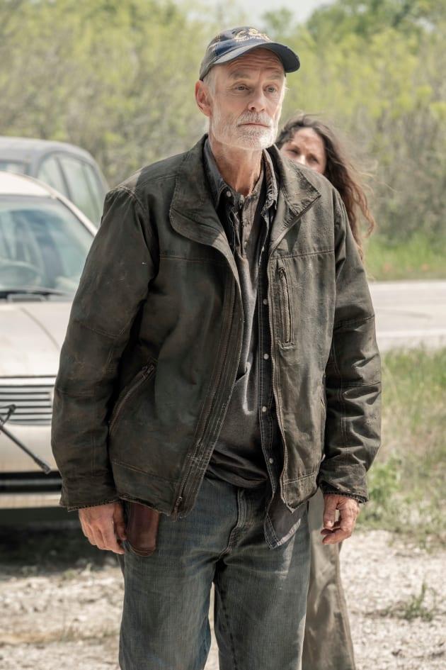 Logan Makes His Move  - Fear the Walking Dead Season 5 Episode 9