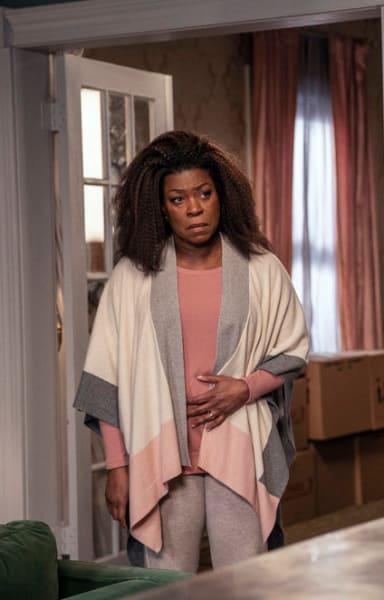 Upset Patricia - The Village Season 1 Episode 9