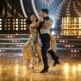 Mirai Nagasu in Gold - Dancing With the Stars: Athletes Season 26 Episode 3