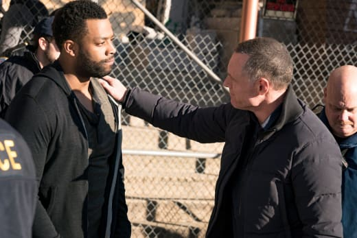 Atwater Is Safe  - Chicago PD Season 5 Episode 12