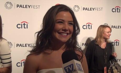Danielle Campbell PaleyFest Interview