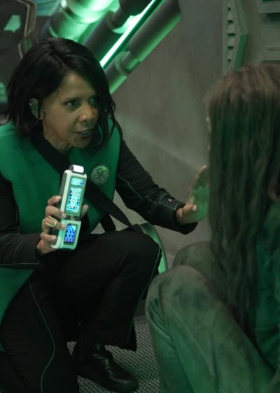 Dr. Finn At Work - The Orville Season 2 Episode 10