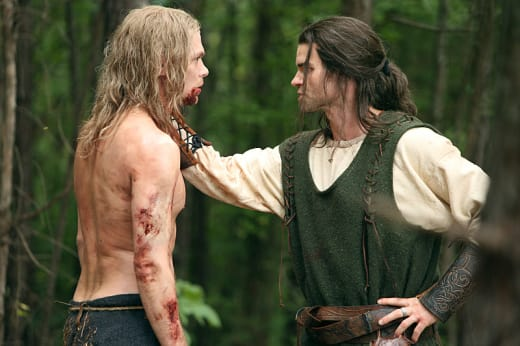 Mikaelson Brothers Flashback - The Originals Season 2 Episode 5