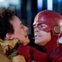 The Flash and Reverse Flash Face To Face Season 5 Episode 22