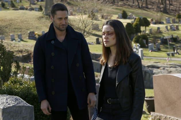 Liz and Tom Reunite - The Blacklist Season 5 Episode 22