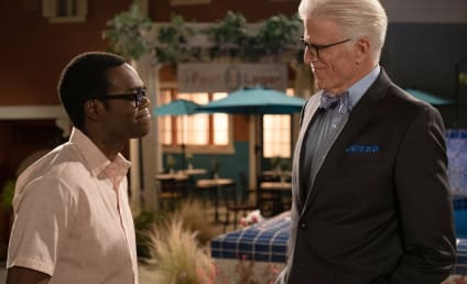 The Good Place Season 4 Episode 9 Review: The Answer