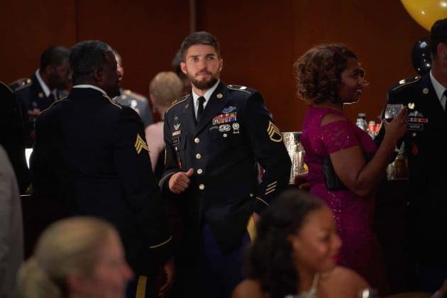 Bryan Craig on Valor Season 1 Episode 2