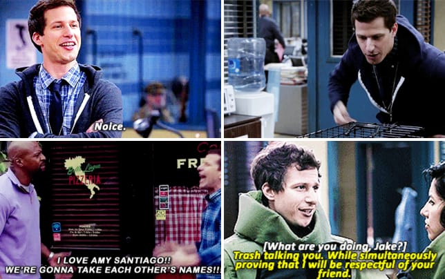 Why we love jake peralta