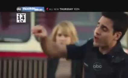 Rookie Blue Episode Trailer: On Fire!