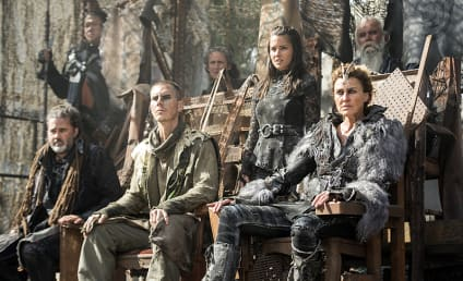 The 100 Photo Preview: The Grounders Go Gladiator