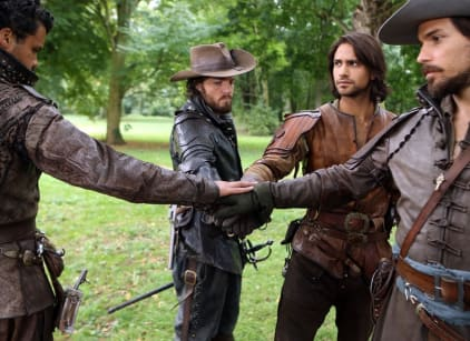 Watch The Musketeers Season 2 Episode 10 Online