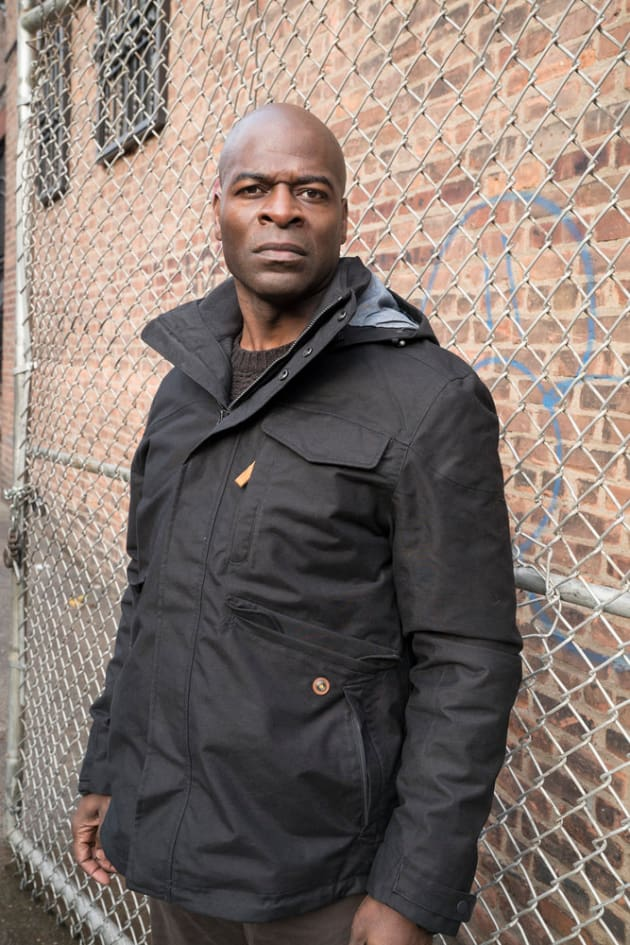 Dembe hears a sound - The Blacklist Season 4 Episode 16