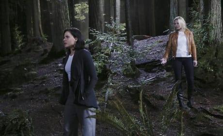 Bringing Emma Along - Once Upon a Time Season 4 Episode 5