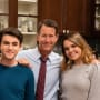Nick, Sam, and Grace - Good Witch Season 5 Episode 5