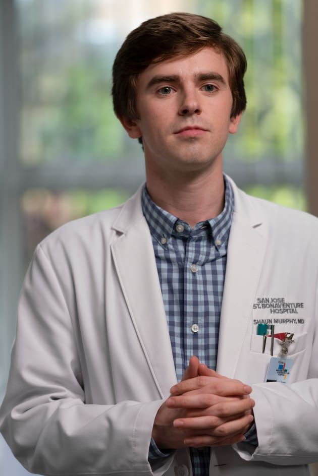 Shaun Fights for His Career - The Good Doctor Season 2 Episode 17