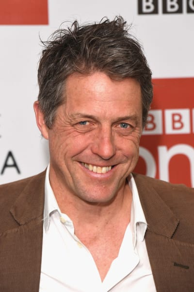 Hugh Grant Attends Event