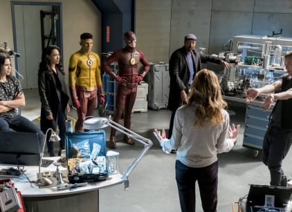 Watch The Flash Season 3 Episode 21 Online