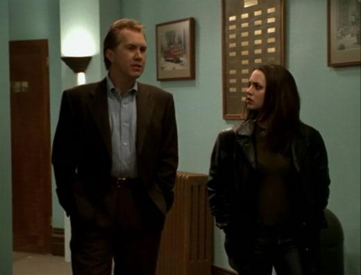 Deadly Alliance - Buffy the Vampire Slayer Season 3 Episode 19