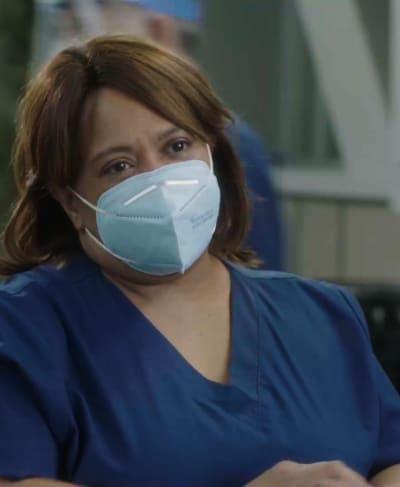 Worn Down - Tall - Grey's Anatomy Season 17 Episode 1