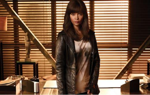 Thandie Newton in Rogue
