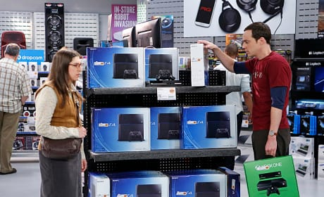 "The Big Bang Theory Photos: ""The Indecision Amalgamation"""