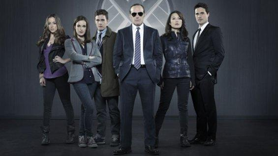 The Agents of SHIELD