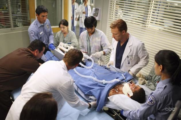 The Surgical Team in Action