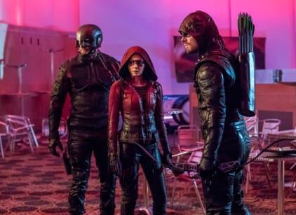 Watch Arrow Season 6 Episode 15 Online