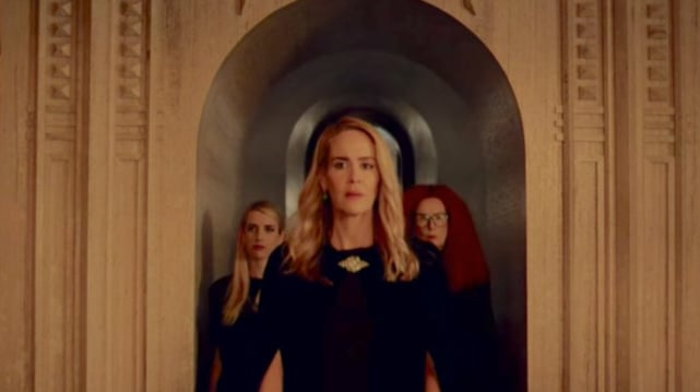An Out of Order Narrative - American Horror Story