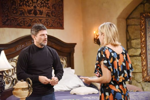Eric and Nicole Are Trapped - Days of Our Lives