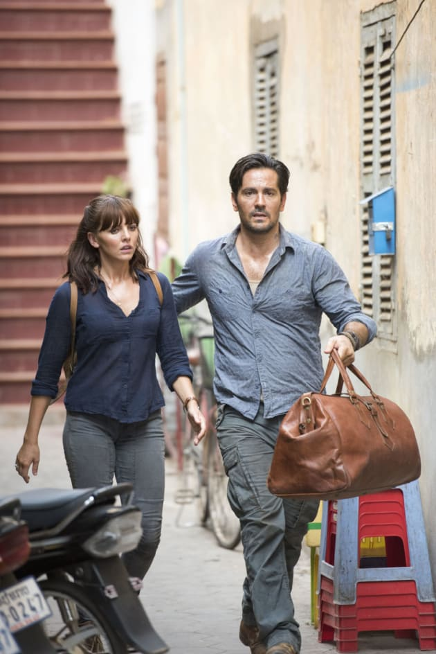 hooten and the lady episode guide